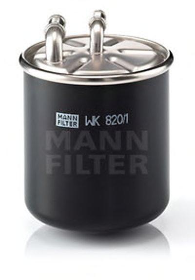 WK8201 MANN-FILTER Топливный фильтр