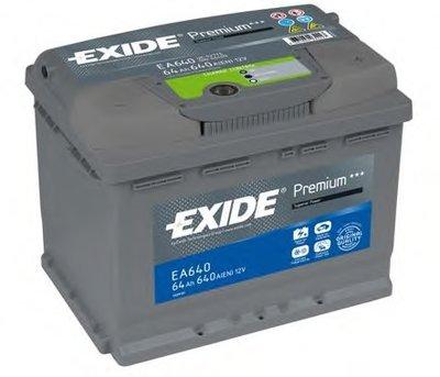 Стартерная аккумуляторная батарея; Стартерная аккумуляторная батарея PREMIUM *** EXIDE купить