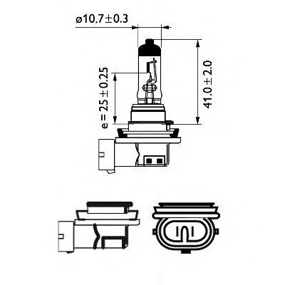 Лампа накаливания, фара дальнего света; Лампа накаливания, основная фара; Лампа накаливания, противотуманная фара; Лампа накаливания, стояночные огни / габаритные фонари; Лампа накаливания; Лампа накаливания, основная фара; Лампа накаливания, фара дальнего света; Лампа накаливания, противотуманная фара; Лампа накаливания, стояночные огни / габаритн PHILIPS купить