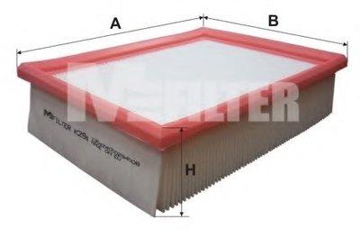 K294 MFILTER Воздушный фильтр