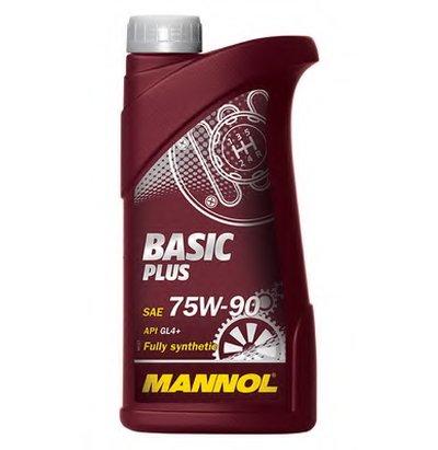 Трансмиссионное масло; Масло ступенчатой коробки передач MANNOL Basic Plus 75W-90 SCT Germany купить