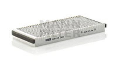 CUK230042 MANN-FILTER Фильтр, воздух во внутренном пространстве