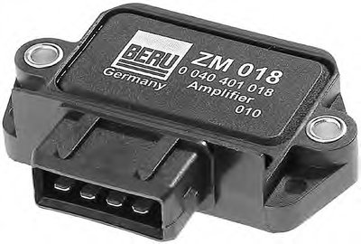 ZM018 BERU Блок управления, система зажигания