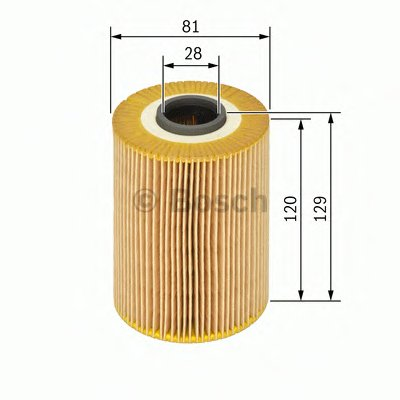 1457429755 BOSCH Масляный фильтр