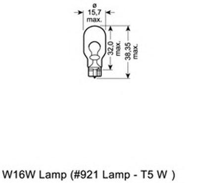 Лампа накаливания, фонарь указателя поворота; Лампа накаливания, фонарь сигнала тормож./ задний габ. огонь; Лампа накаливания, фонарь сигнала торможения; Лампа накаливания, задняя противотуманная фара; Лампа накаливания, фара заднего хода; Лампа накаливания, задний гарабитный огонь; Лампа накаливания, стояночные огни / габаритные фонари; Лампа нака OSRAM купить