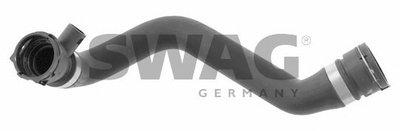SWAG 20928522 Патрубок радиатора BMW 5 E39