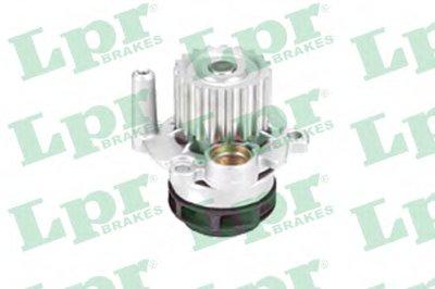 LPR WP0228 Насос системы охлаждения (помпа)