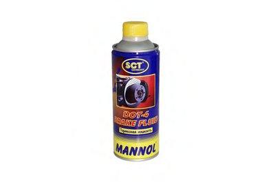 Тормозная жидкость; Тормозная жидкость MANNOL Brake Fluid DOT-4 SCT Germany купить