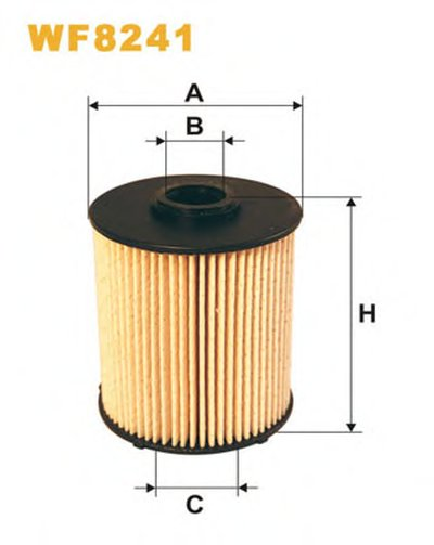 WIX FILTERS WF8241