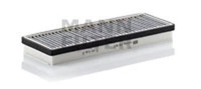 CUK3823 MANN-FILTER Фильтр, воздух во внутренном пространстве