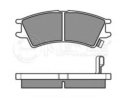 Комплект тормозных колодок-3