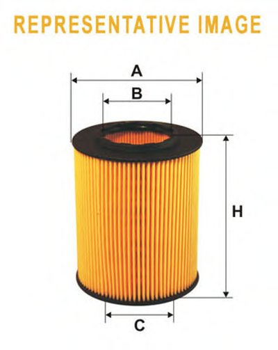 WL7470 WIX FILTERS Масляный фильтр