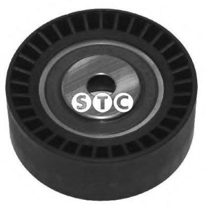 Натяжной ролик, поликлиновой  ремень STC купить