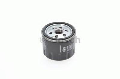 F026407022 BOSCH Масляный фильтр -3