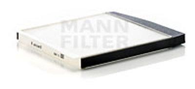 CU2855 MANN-FILTER Фильтр, воздух во внутренном пространстве