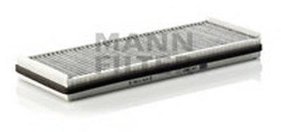 CUK3840 MANN-FILTER Фильтр, воздух во внутренном пространстве