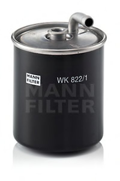 WK8221 MANN-FILTER Топливный фильтр