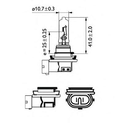 Лампа накаливания, фара дальнего света; Лампа накаливания, основная фара; Лампа накаливания, противотуманная фара; Лампа накаливания; Лампа накаливания, основная фара; Лампа накаливания, фара дальнего света; Лампа накаливания, противотуманная фара; Лампа накаливания, фара с авт. системой стабилизации; Лампа накаливания, фара с авт. системой стабили PHILIPS купить
