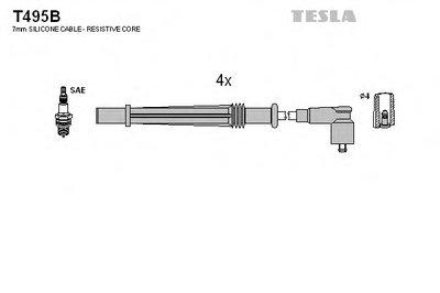 TESLA T495B