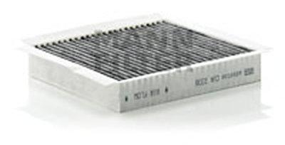 CUK2338 MANN-FILTER Фильтр, воздух во внутренном пространстве