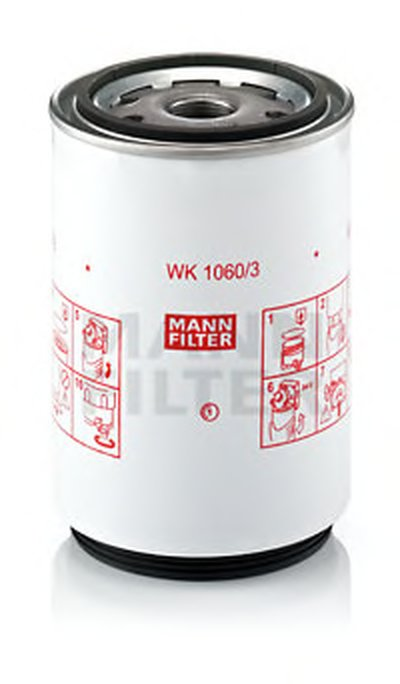 WK10603X MANN-FILTER Топливный фильтр