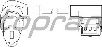Датчик частоты вращения, управление двигателем TOPRAN купить