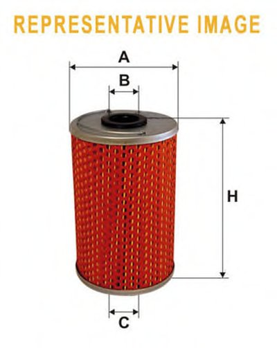 WL7023 WIX FILTERS Масляный фильтр
