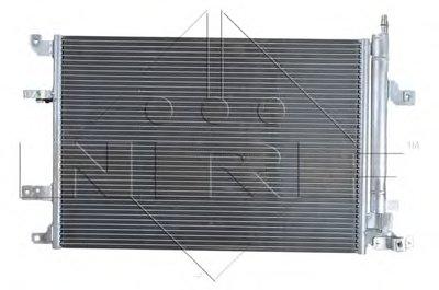 Радиатор кондиционера EASY FIT NRF 35739 для авто VOLVO с доставкой-1