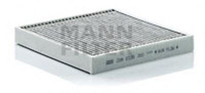 CUK2339 MANN-FILTER Фильтр, воздух во внутренном пространстве