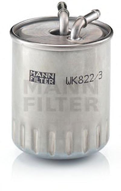WK8223 MANN-FILTER Топливный фильтр