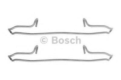Комплектующие, колодки дискового тормоза BOSCH купить