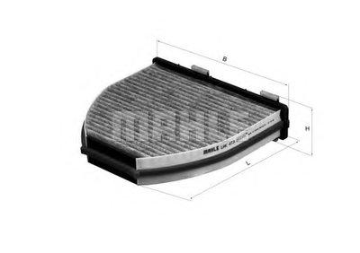 LAK413 KNECHT Фильтр, воздух во внутренном пространстве