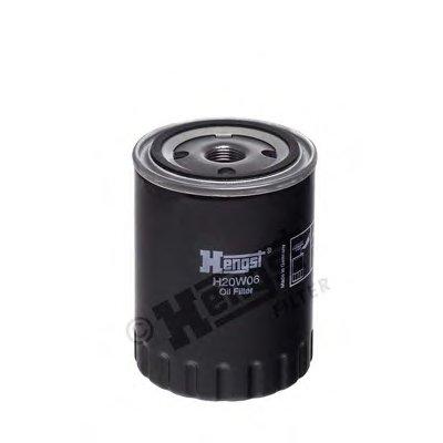 H20W06 HENGST FILTER Масляный фильтр