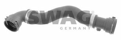 SWAG 20928680 Патрубок радиатора BMW 5 E39