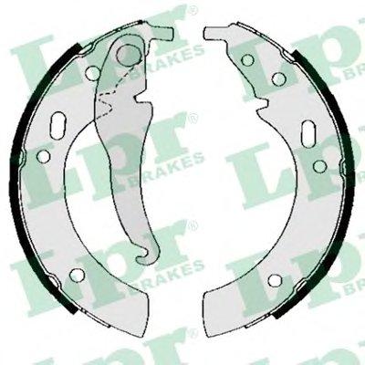 00330 LPR Комплект тормозных колодок