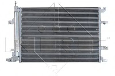 Радиатор кондиционера EASY FIT NRF 35739 для авто VOLVO с доставкой-2