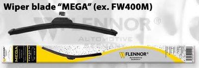 Щетка стеклоочистителя MEGA (Flat Blade) FLENNOR купить