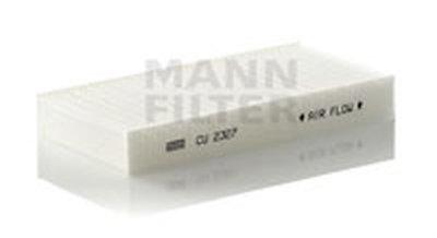 CU23272 MANN-FILTER Фильтр, воздух во внутренном пространстве