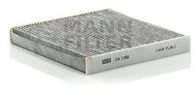 CUK2358 MANN-FILTER Фильтр, воздух во внутренном пространстве