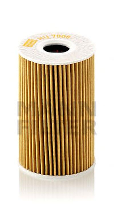 HU7008Z MANN-FILTER Масляный фильтр