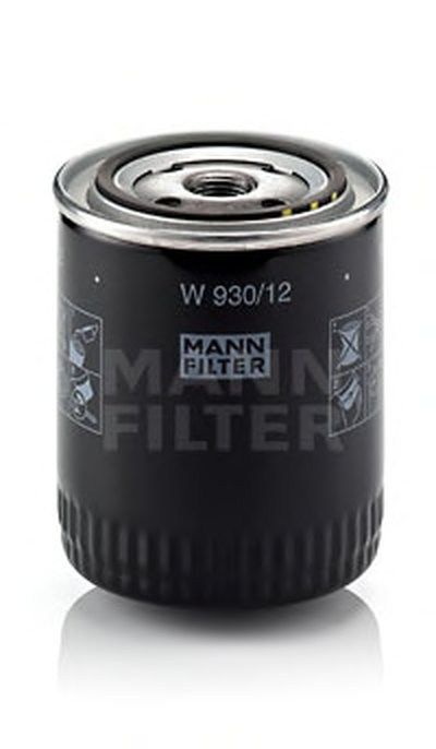 W93012 MANN-FILTER Масляный фильтр