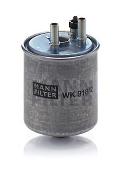 WK9182X MANN-FILTER Топливный фильтр