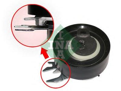 Ролик Зубчатого Ремня Грм Натяжной INA 531052530 для авто SEAT, VW с доставкой