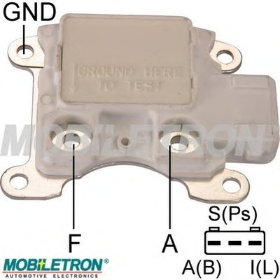 VRF818 MOBILETRON Регулятор генератора
