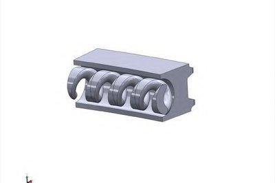 Комплект поршневых колец 1-Cylinder Ring Set Chrome Top Ring HASTINGS PISTON RING купить