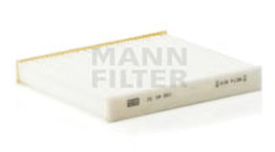 CU16001 MANN-FILTER Фильтр, воздух во внутренном пространстве