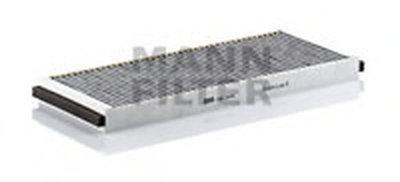 CUK3955 MANN-FILTER Фильтр, воздух во внутренном пространстве