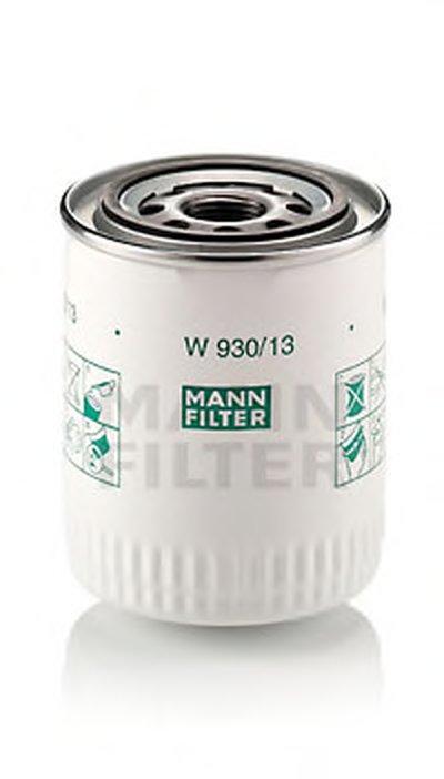 W93013 MANN-FILTER Масляный фильтр