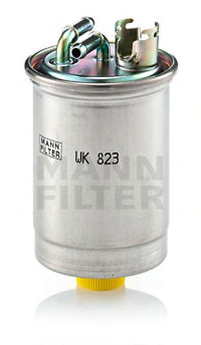 WK823 MANN-FILTER Топливный фильтр