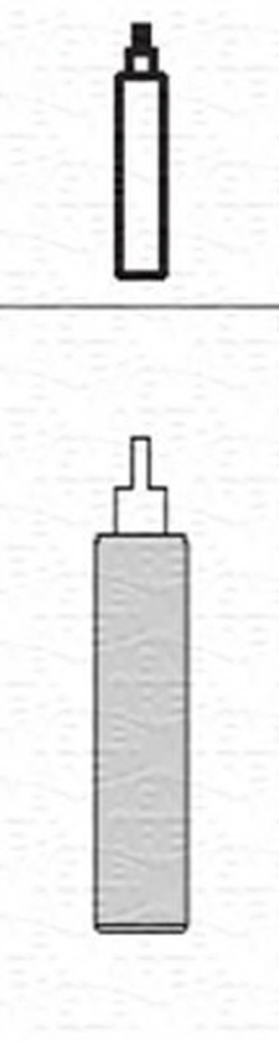 1891G Амортизатор MAGNETI MARELLI 351891070000 для авто DAEWOO, OPEL с доставкой